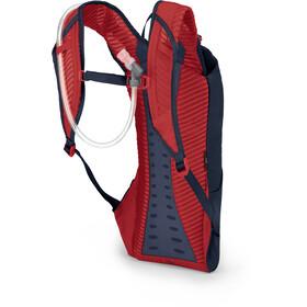 Osprey Kitsuma 3 - Sac à dos Femme - rouge/bleu